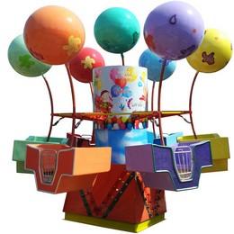 Balloon & basket