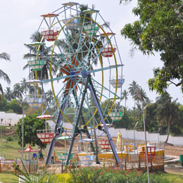 ferris wheel – 33m