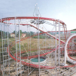 Gravitational coaster
