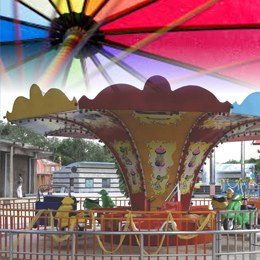 Umbrella ride